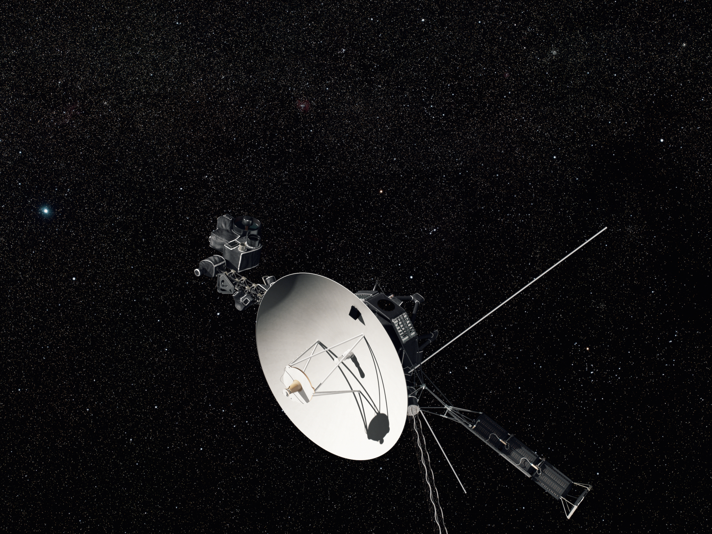 Voyager 2 – The Search for Life In Space